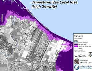 Jamestown High Impact Sea Level Rise